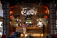 Thailand, Phuket island, Nai Yang Beach area, Indigo Pearl resort, design hotel