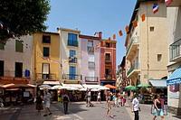 France, Pyrenees Orientales, Collioure