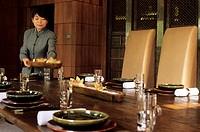 China, Zhejiang Province, Hangzhou, Hyatt Regency Hotel, 28 Hubin Road Restaurant