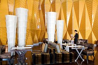 United Arab Emirates, Dubai, Park Hyatt Dubai, gastronomical restaurant and caterer