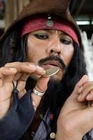 Jack Sparrow, Fluch der Karibik