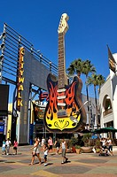 United States, California, Los Angeles, Universal Studio, the City Walk
