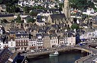 France, Loire Atlantique, Presqu´ Ile de Guerande, Le Croisic