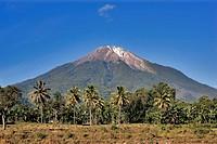 Indonesia, Sunda Islands, Flores, Ebulobo volcano
