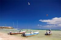 Mexico, state of Quintana Roo, Riviera Maya, Playa del Carmen
