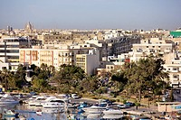 Malta, Valletta, Sliema district
