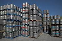 Adnams brewers in Southwold Suffolk England have built an environmentally friendly distribution centre close to nearby Reydon