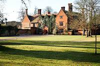 Woodhall Manor, Sutton, Suffolk, England