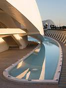 City of Arts and Sciences, Valencia, Comunidad Valenciana, Spain