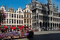 Belgium, Brussels, Grand Place Square
