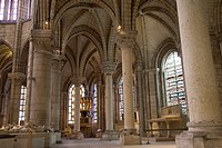 St Denis Cathedral, Paris, France