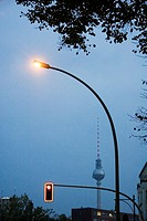 Traffic light, Berlin, Germany