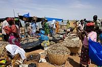 Mali, Segou, market