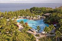 Philippines, Cebu island, luxury Shangri la Mactan resort