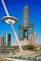 Taiwan, Kaohsiung, Tuntex Sky Tower