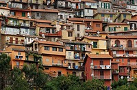 Italy, Lazio, Castelli Romani, Rocca di Papa
