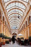 France, Paris, Galerie Vivienne