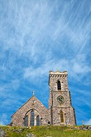 Church, Castlebay, Isle of Barra, Outer Hebrides, Scotland, UK