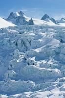 Mer de Glace Chamonix France.