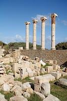 Leptis Magna, Tripolitania, Libya