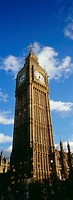 Big Ben clock tower, London, England, UK