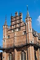 Belgium, Flanders, Antwerp, the Vleeshuis