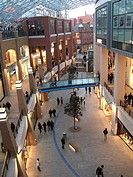 Victoria shopping centre Belfast