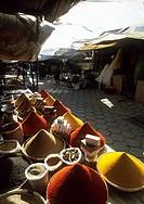 Morocco, Agadir, souk day