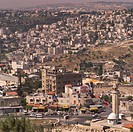 Overview of East Jerusalem