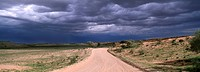 Thunderstorm, Kgalagadi Transfrontier Park, Northern Cape Province, South Africa