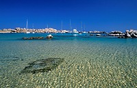 France, Corse du Sud, Lavezzi islands, Cala Lazarina