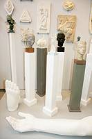 Michigan, Saginaw, University Center, Saginaw Valley State University, Arbury Fine Arts Center, Marshall M  Fredericks Sculpture Museum, collection, d...