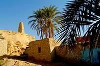 Oracle temple, Siwa, Egypt