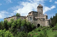 Taufers Castle, Sand in Taufers, Ahrntal, Bolzano, South Tyrol, Italy