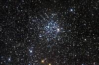 M52 Open Cluster in Cassiopeia