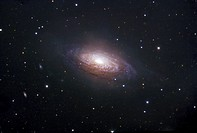 NGC3521 Spiral Galaxy