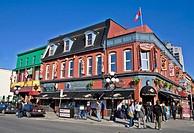 ByWard Market area, Ottawa, Ontario, Canada