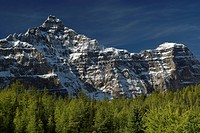 Wenkchemna Peaks, Larch Valley Trail, Banff National Park, Alberta, Canada