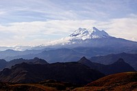 The Ecuadorian Highlands.