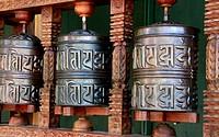 Gebetsmühlen _ Tibet