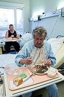 Photo essay at the department of dermatology at the Bocage hospital, University Hopital of Dijon, France.