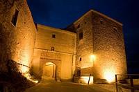 Medieval town, Pedraza, Segovia, Spain