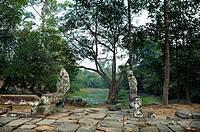 Banteay Kdei temple. Angkor. Siem Reap. Cambodia.