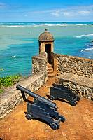 Fort of San Felipe. Puerto Plata. Dominican Republic. West Indies. Caribbean.