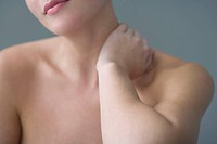 CERVICALGIA IN A WOMAN Model (thumbnail)