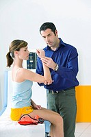 ELBOW SEMIOLOGY WOMAN Models (thumbnail)