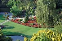 canada, garden, vancouver