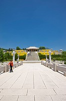 Asia, China, Shanxi, Huang Ling, Yellow Emperor Mausoleum, Xuanyuan Temple