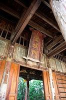 Asia, China, Shanxi, Huayin, Huashan Mountain, Western Mountain Temple