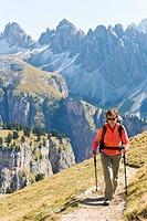Puez_Geisler, Dolomiti, Italy
